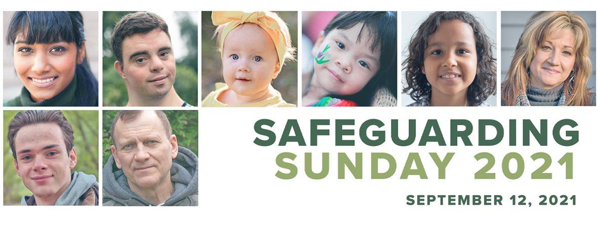 Safeguarding Sunday -12 Sep
